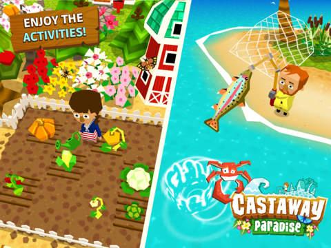 Castaway Paradise Town Builder screenshot 7