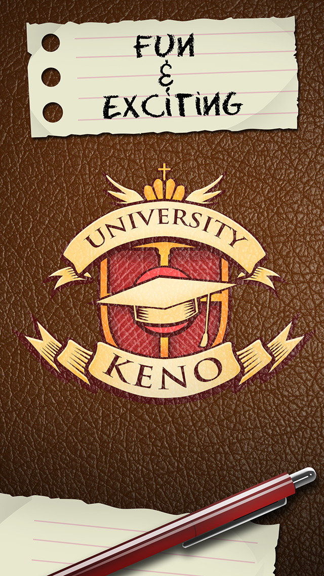 Keno University - Learn How To Play Keno with the Best Video Keno Game Simulator screenshot 5