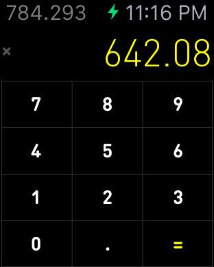 Rechner Calculator screenshot 7
