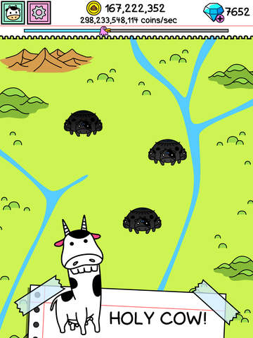 Cow Evolution screenshot #3
