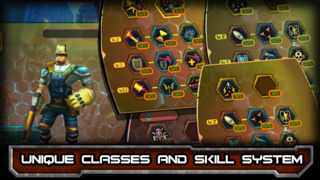 Bounty Hunter: Black Dawn screenshot 2