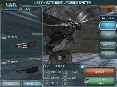 War Robots Multiplayer Battles screenshot 7