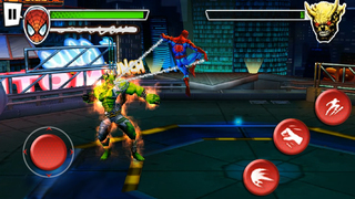 Spider-Man: Total Mayhem screenshot 5