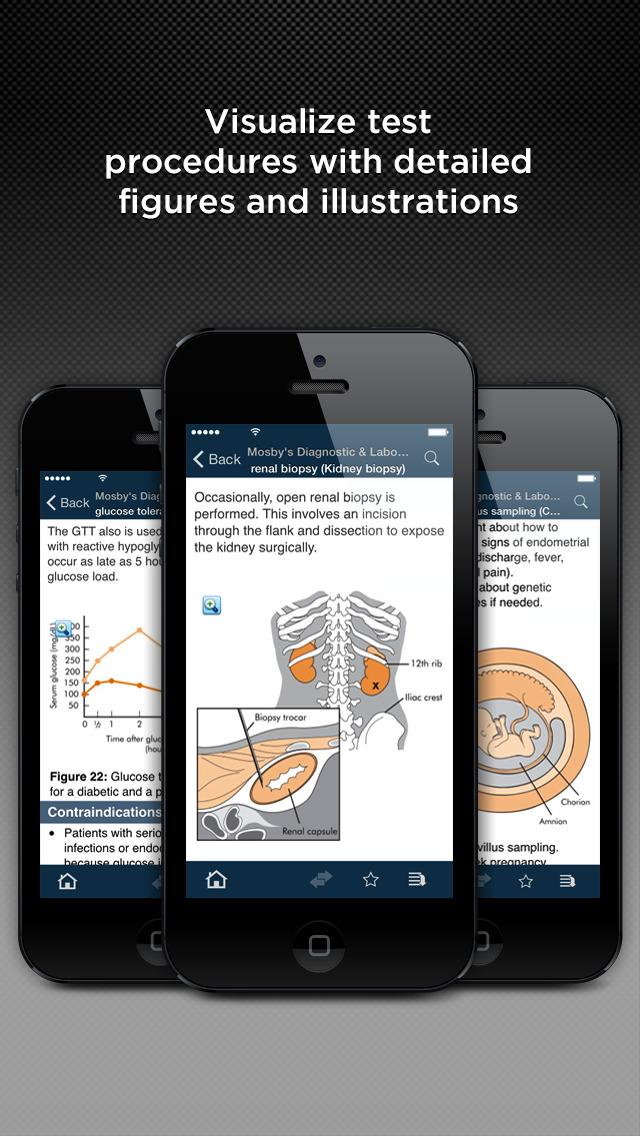 Pagana: Diagnostic & Lab Tests screenshot 2