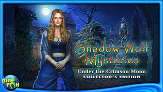 Shadow Wolf Mysteries: Under the Crimson Moon - A Hidden Object Mystery Adventure screenshot 5