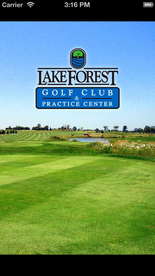 Lake Forest Golf Club screenshot 1
