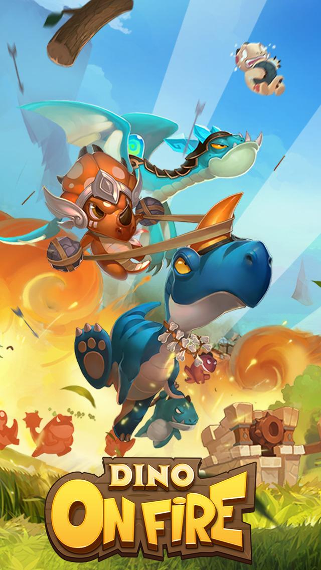 Dino Empire screenshot 1