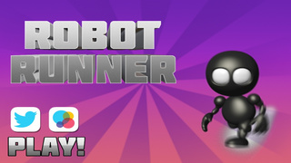 Robot Runner FREE screenshot 1