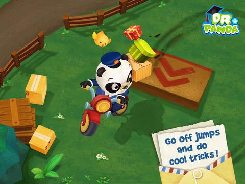 Dr. Panda Mailman screenshot #4
