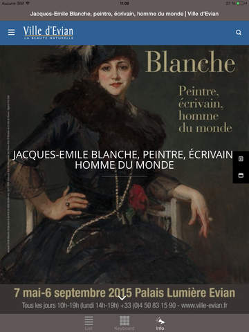 Jacques-Emile Blanche screenshot 10