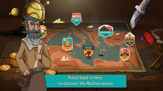 MEDELIA: The treasure of the Mediterranean Sea screenshot 3
