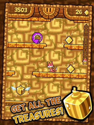 Tappy Run 2 - Free Adventure Running Game for Kids screenshot #3