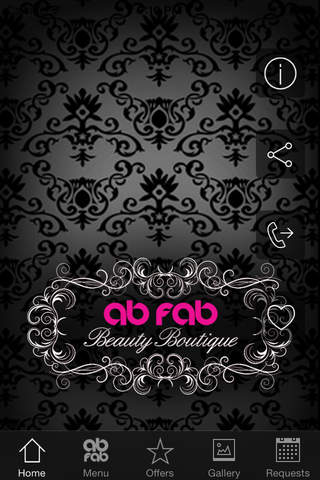 AB FAB Boutique - náhled