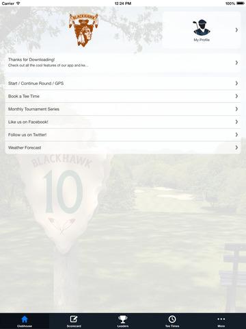 Blackhawk Country Club screenshot 7