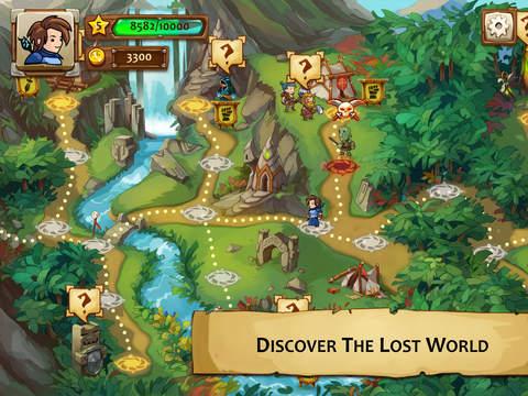 Braveland Wizard screenshot #3