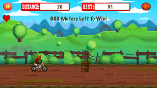 Frontier Bike Run screenshot 1