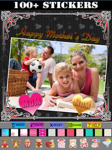 Mother's Day Frames and Labels screenshot 8