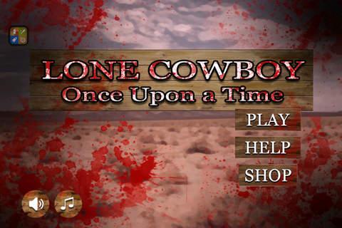 Lone Cowboy - náhled