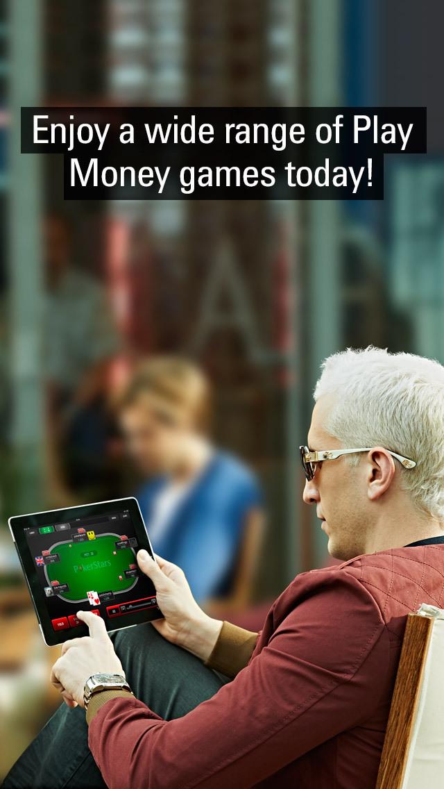 PokerStars Play Money Poker screenshot 4