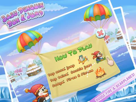 Baby Penguin Run Pro - An Endless Action Kids Game screenshot 7