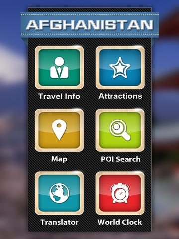Afghanistan Travel Guide screenshot 7