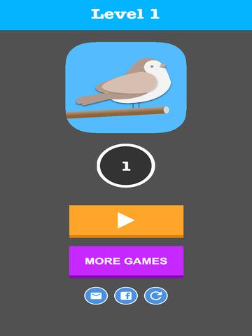 Bird Trivia - Word Quiz Game screenshot 10