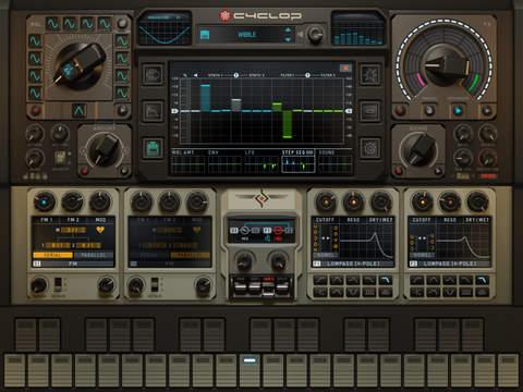 Cyclop for iPad screenshot 1