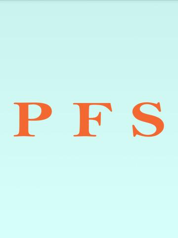 PFS - náhled