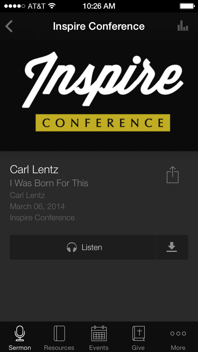 Eastridge Church Mobile App screenshot 3