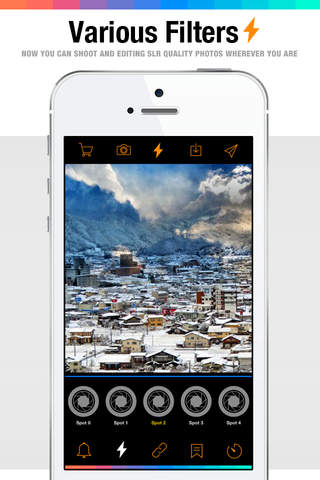 Live FX - camera effects plus photo editor - náhled