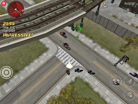 Grand Theft Auto: Chinatown Wars HD screenshot 10