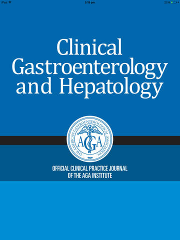 Clinical Gastroenterology and Hepatology screenshot 6
