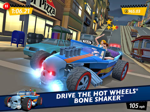 Crazy Taxi City Rush screenshot 7