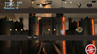 Thrones of Clans   :  Jump Adventure in the Castle screenshot 1