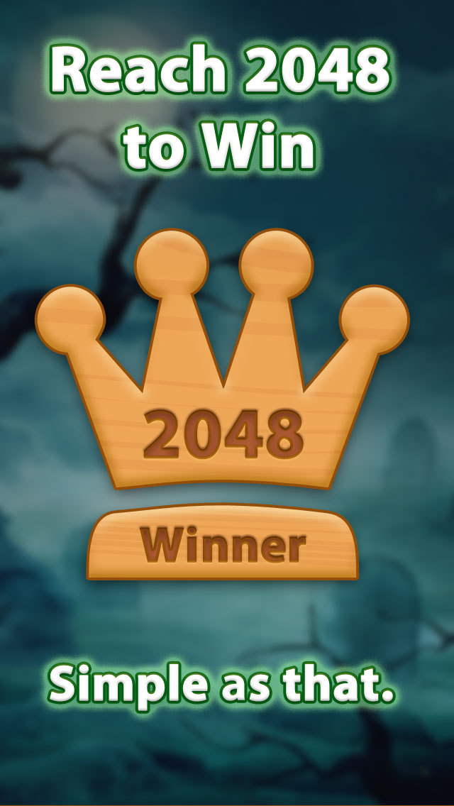 2048 Aaah! Monsters Pro screenshot 5