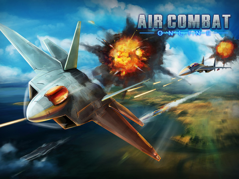Air Combat OL: Team Match screenshot 6
