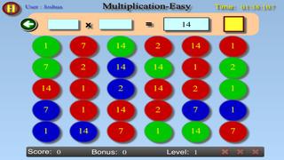 Math Rush Lite screenshot 1