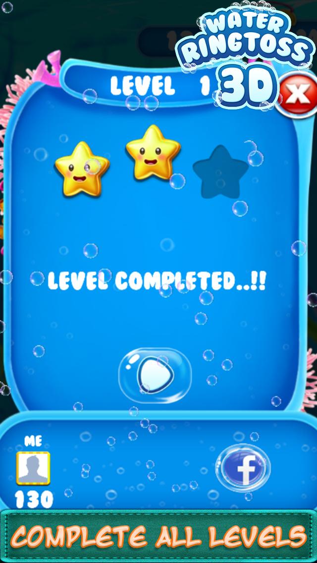 Water Ringtoss 3d screenshot 5