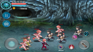 ARPG Monster & Warrior screenshot 1