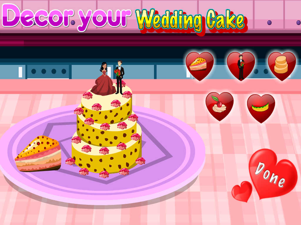 free wedding cake games app shopper cooking wedding cake 14453