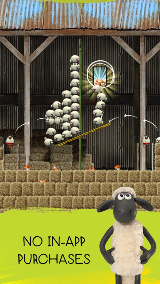 Shaun the Sheep - Sheep Stack screenshot 5