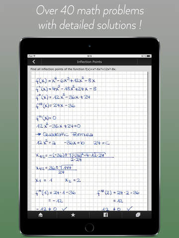 High School Math - Calculus screenshot 10