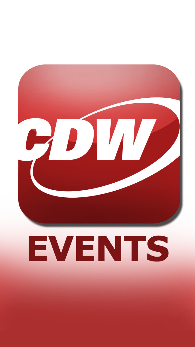 CDW Events 2015 screenshot 1