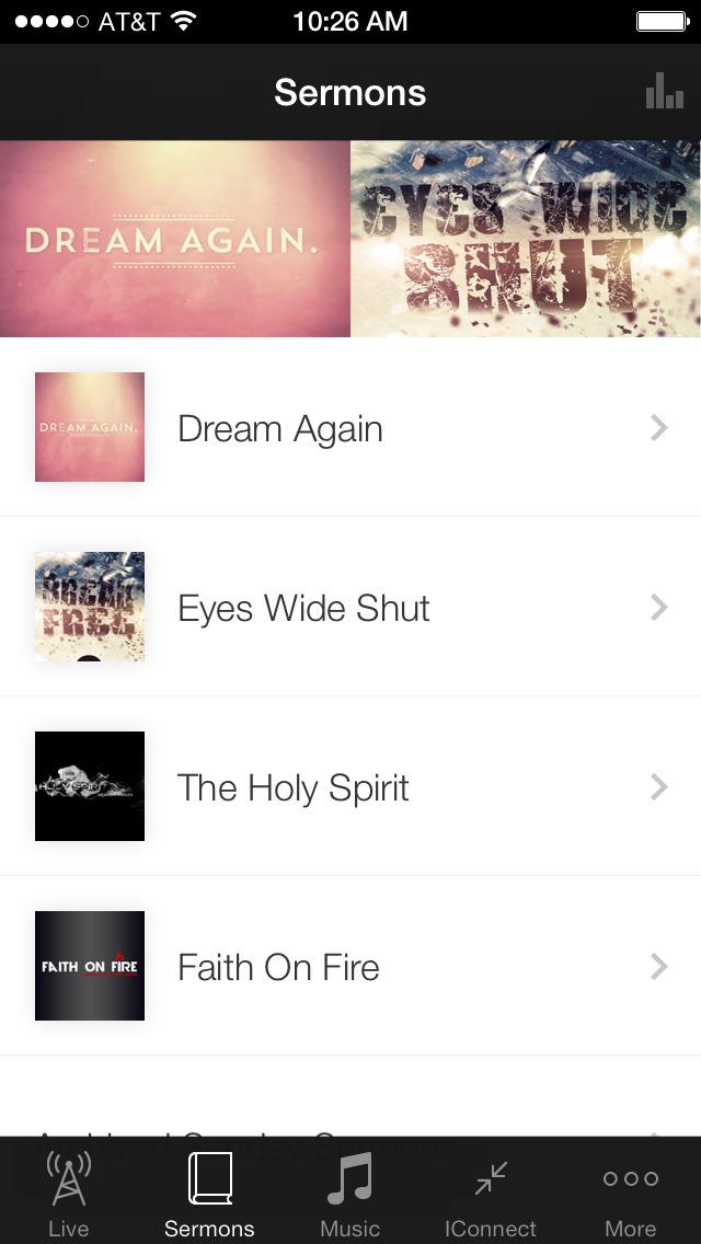 Worship With Wonders Church screenshot 1