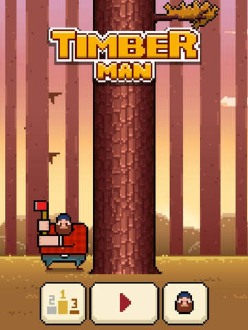 Timberman screenshot 5