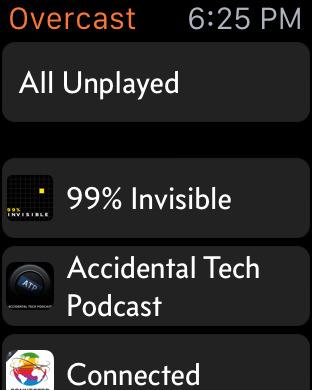 Overcast screenshot 12