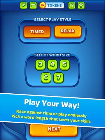 Word Morph! - Endless Word Puzzle Game screenshot 7