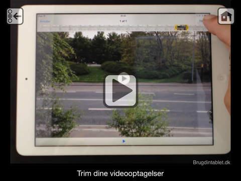 Brug din Tablet - Undervisning på Video - náhled