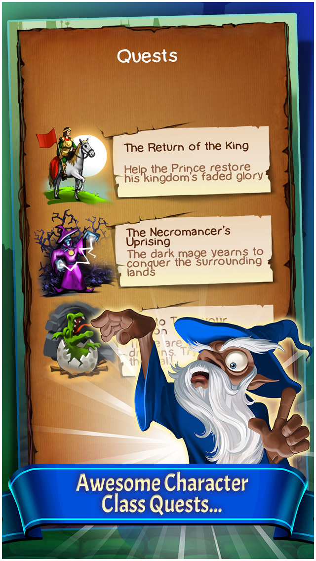 Doodle Kingdom™ Alchemy screenshot 4