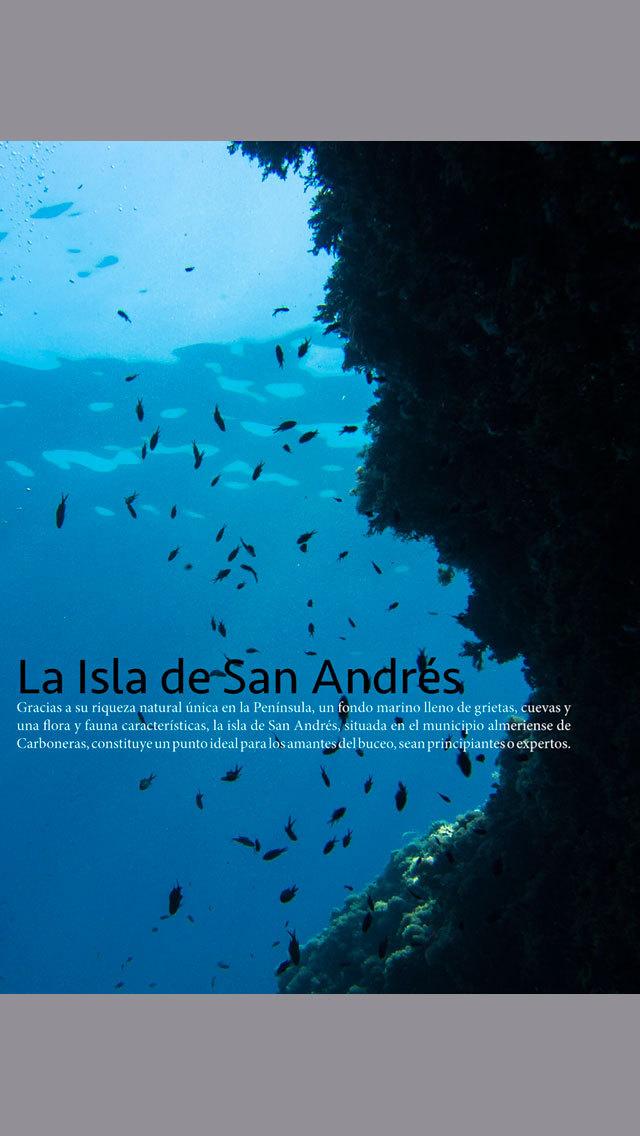 7Mares. Revista de buceo y actividades subacuáticas screenshot 3